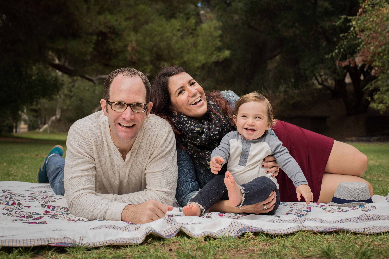 Vanessa Vidal Family Photo